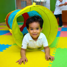 The EYFS includes detailed guidance on child welfare, health & safety