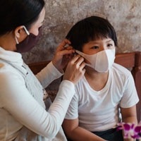 Protection from infection in a pandemic
