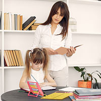 Parents can make a huge positive impact on children's learning