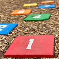 Numbers can be part of games & activities